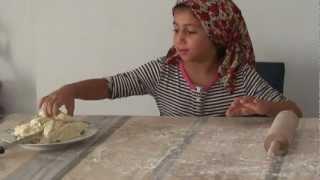 vuclip How to make Samsa (Uzbek Somsa) sambusa - Самса