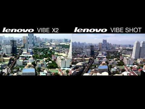 Lenovo Vibe Shot vs Vibe X2 Comparison: Camera, Benchmark, Speaker
