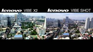 Lenovo Vibe Shot vs Vibe X2 Comparison: Camera, Benchmark, Speaker
