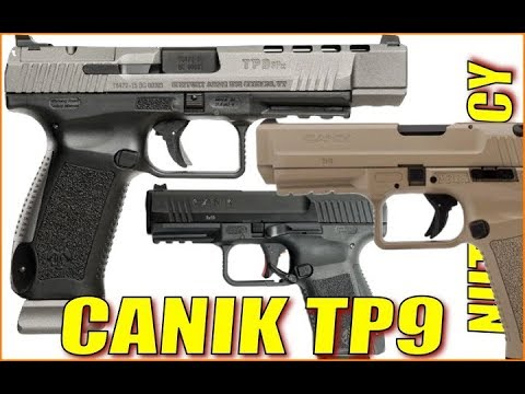 You Can't Spend Less & Get Better: Canik TP9 [Full Update]