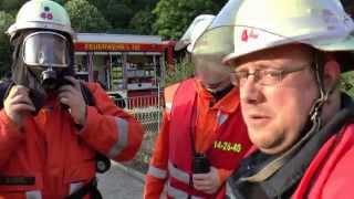 Einsatzübung Freiwillige Feuerwehr Wildemann thumbnail