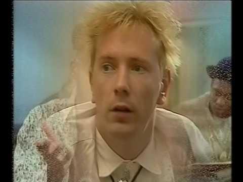 PIL John Lydon Interview Rock Of Europe 29/09/89