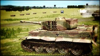 GERMAN FIREPOWER - Combat Mission: Battle for Normandy Gameplay