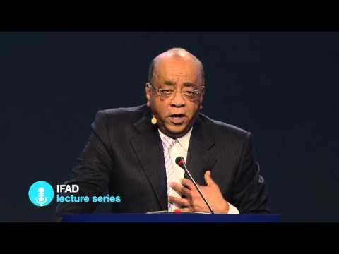 IFAD Lecture: Dr Mohamed Ibrahim