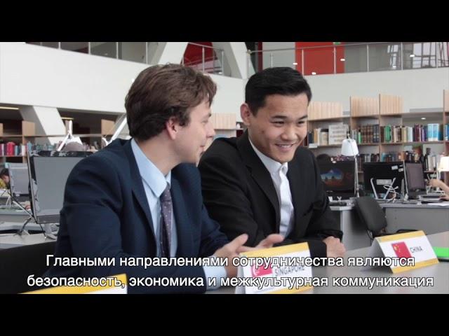 Яна Линкевич (Россия): конкурс видеороликов Россия — АСЕАН 2019