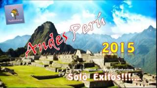 Andes Perú 2015  ▷ Linda Cusqueñita / SON DEL CUSCO /  LOS  APUS ✓