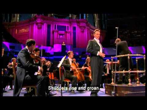 Ian Bostridge - Britten - Les illuminations, Op 18
