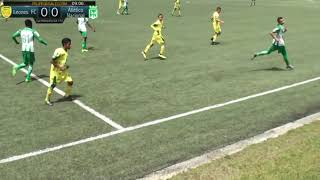 Partido Completo Atlético Nacional Vs Leones F.C