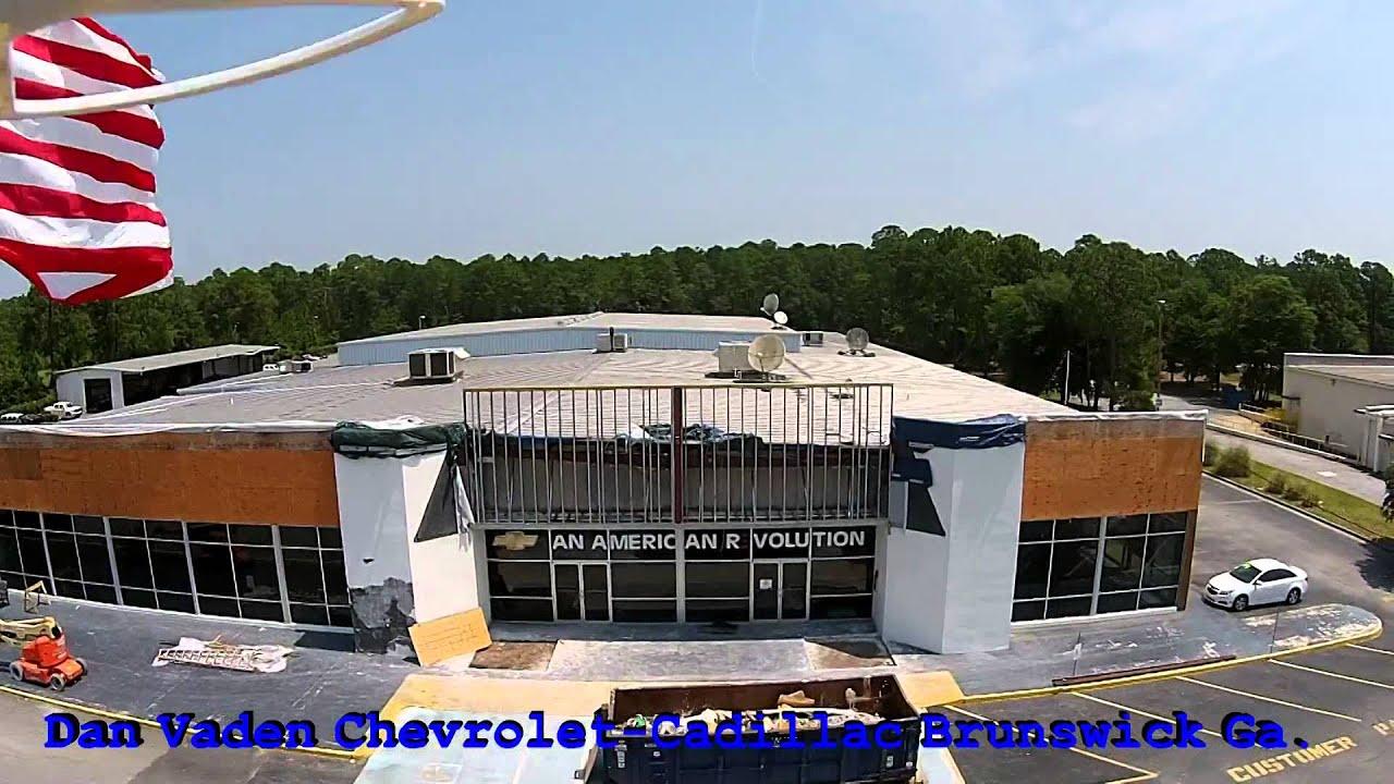 Dan Vaden Chevrolet-Cadillac Brunswick Ga. - YouTube