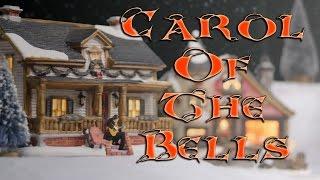 Carol Of The Bells (Snowed Inn) - Bryan Rason - Percussive Solo Acoustic Guitar - TABS