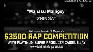 ZHINGAT - Manasu Malligey - dj samrat