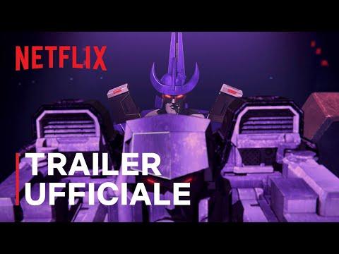 Transformers: War for Cybertron Trilogy - Il sorgere della Terra | Trailer ufficiale | Netflix