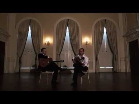 Flamenco Guitar Duo for Hire in the UK from Warble Entertainment Agency