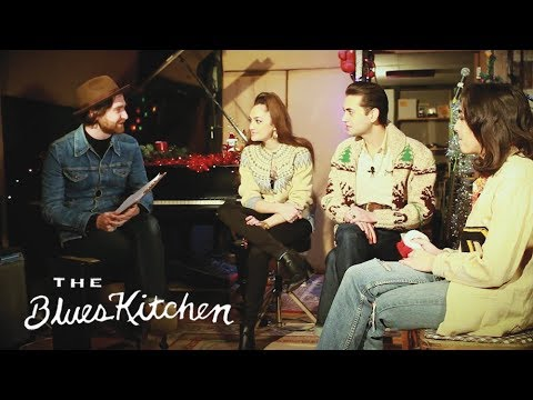 Kitty, Daisy & Lewis on William Bell: The Blues Kitchen presents... [Interview & Live Session]