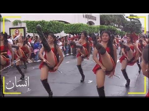 《المرحلة الخاصة》 - مهرجان شارع الرقص -  (مرحلة مجموعة البنات)