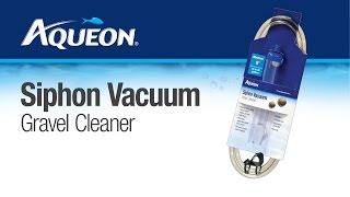 Aqueon Siphon Gravel Vacuums.mov