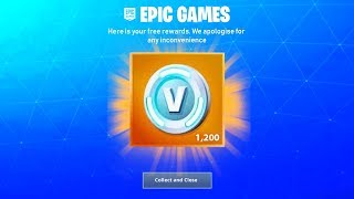 CLAIM FREE V BUCKS RIGHT NOW! Fortnite Season X FREE VBUCKS GLITCH! How To Get V-BUCKS Xbox, PS4, PC
