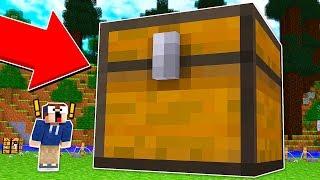 Wir bauen die größte Kiste in Minecraft! (Troll Wars)