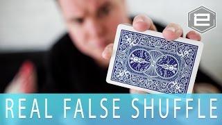 Lloyd's REAL False Shuffle Tutorial