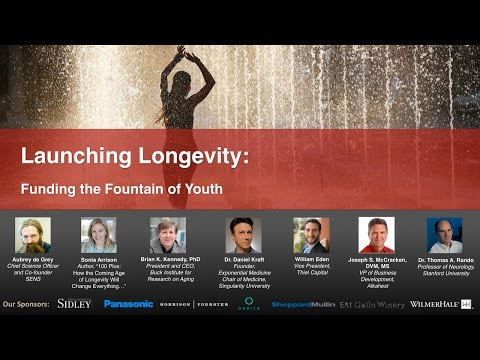 Launching Longevity: Funding the Fountain of Youth