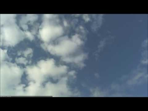 Timelapse of Irish Clouds