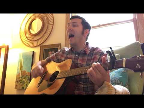 (1432) Zachary Scot Johnson Long Black Limousine Glen Campbell Cover thesongadayproject Elvis Merle