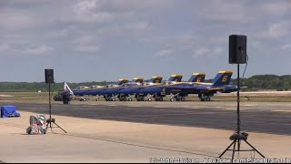 2015 R I Airshow Quonset Show Opening C 130J Flyby Sean D Tucker