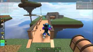ROBLOX [new] Skyblock 2 How to get Iron