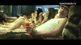 Rambo Amadeus - Euro Neuro (Montenegro) 2012 Eurovision Song Contest Official Preview Video