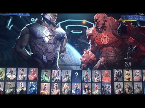 Injustice 2 The actual game (Ultimate edition) |