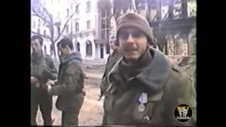 Чечня, Грозный. Морская пехота Северного флота ( февраль 1995г.).(, 2014-05-04T09:33:13.000Z)