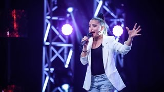 Beyoncé - Halo. Vezi interpretarea Loredanei Anghelache, la X Factor! Resimi
