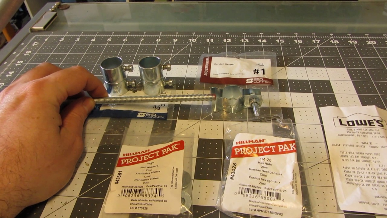 DIY Super Cheap Antenna Mast For Scanners and Ham Radios