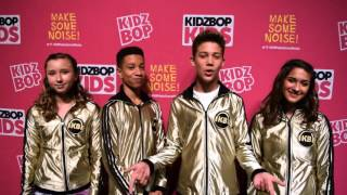 Shout-out to our KIDZ BOP YouTube fans & Be A KIDZ BOP Kid members!