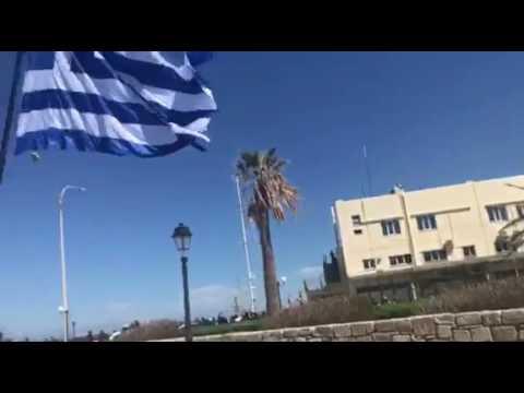 Η τεράστια ελληνική σημαία έγινε...θεσμός!