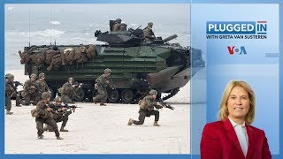 American Military Leadership: D-Day + 75 | Plugged In with Gre…