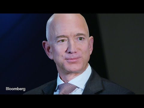 Amazon's Bezos Says Being the Second Richest Person in the World Was Fine