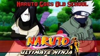 Naruto Ultimate Ninja | Sasuke vs Orochimaru & Kakash vs Zabuza w/Live Commentary
