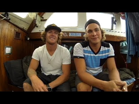 Cruising the World On A Shoestring Budget - Ep. 104