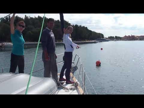 How to Approach a Buoy - Vodan Skipper Academy