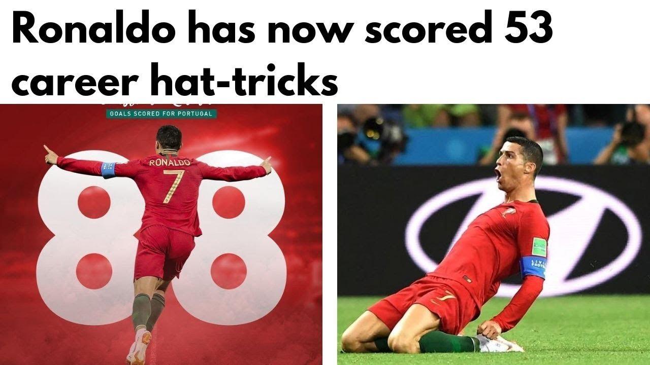Fernando Santos Praises 'Genius' Cristiano Ronaldo After Portugal Hat-Trick