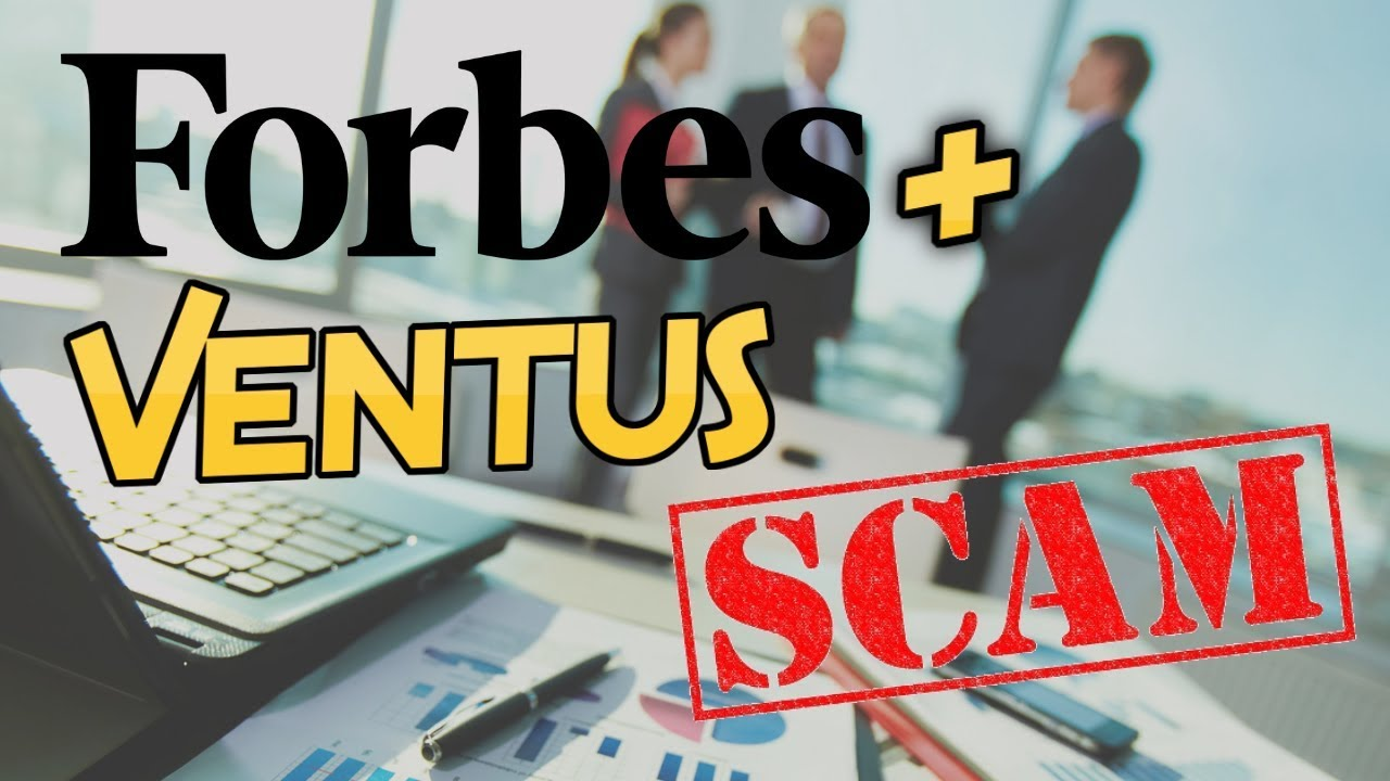 How Forbes is Supporitng a MASSIVE eCom Scam! (Ventus eCommerce SCANDAL  Revealed)