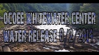 Ocoee Water Release Dam No. 3 Ocoee Whitewater Center