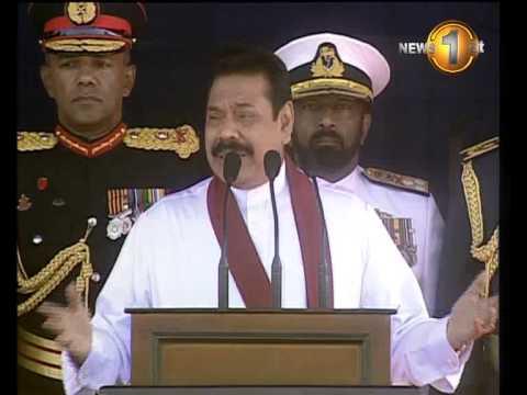 President Mahinda Rajapaksa's full speech at 66th Independence Day - Part 2