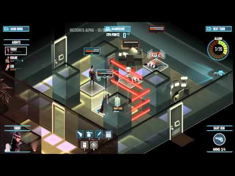 Incognita (by klei entertainment) ALPHA gameplay w/ commentary