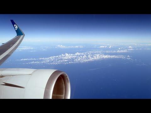 Air New Zealand 767-300ER FULL FLIGHT Auckland-Sydney (2K50)