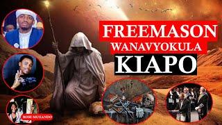 TAZAMA FREEMASON WANAVYOKULA KIAPO WANAPOJIUNGA|UKIKOSEA TU UNAPOTEZWA DUNIANI