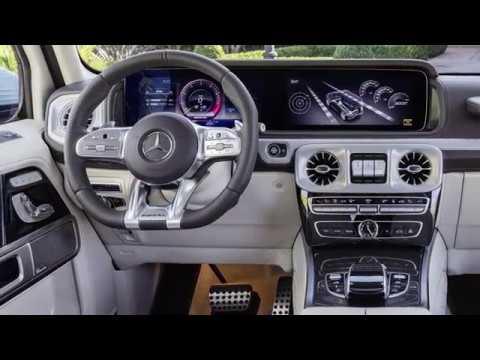 Mercedes-AMG G63 - Design