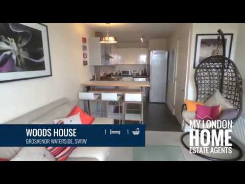 Woods House, Grosvenor Waterside, SW1W - 1 Bedroom Apartment For Sale