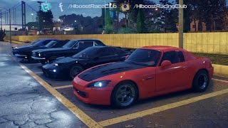 Need For Speed 2015 (XB1)   Boosted Nights Pt.2   800+HP S2K, Highway Racing, 1/4 Mile Drags & More